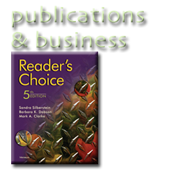 business and publications